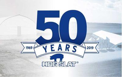 Компанії Hog Slat  — 50 років