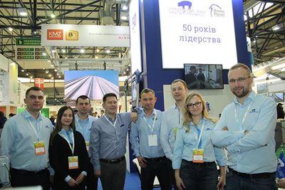 Hog Slat представила українським виробникам свинини найновіші розробки